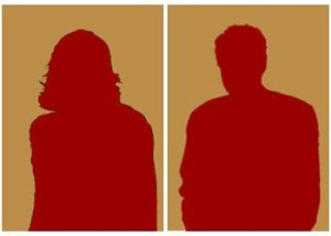 author silhouettes