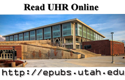 Read Utah Historical Review at epubs.utah.edu
